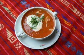 Sopa de Tortilla