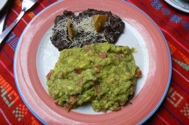 Enchilada Indios Verdes