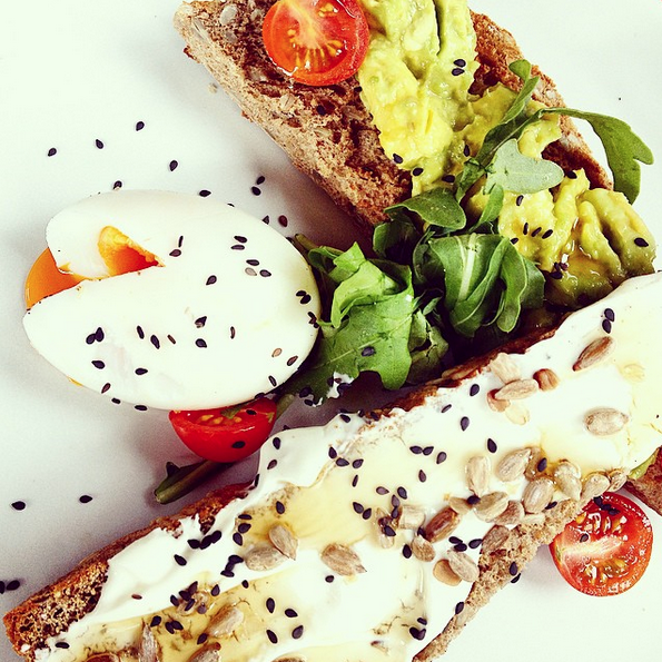 Empezar bien la semana con un buen desayuno